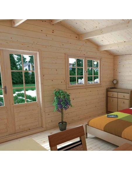 Caseta de madera Lilac