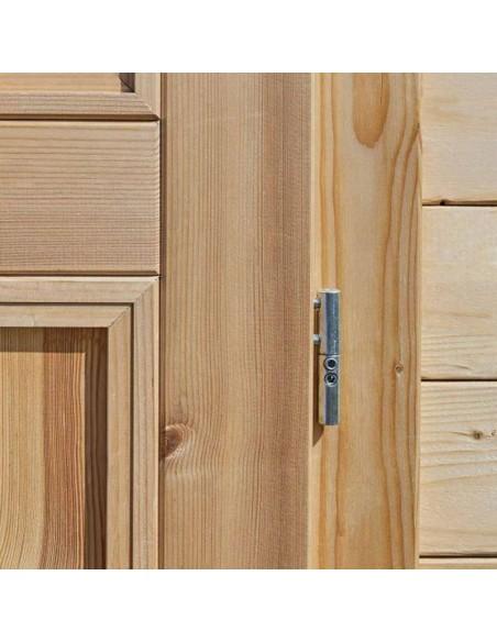 Caseta de madera Shelty