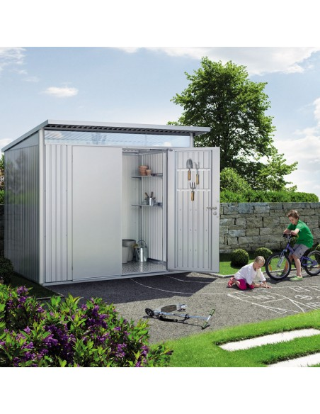 Caseta de jardín AvantGarde prevista