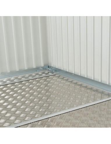 Suelo de aluminio para las casetas de jardín Highline y Panorama