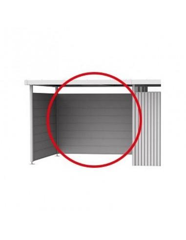 Pared trasera para tejado lateral caseta Highline