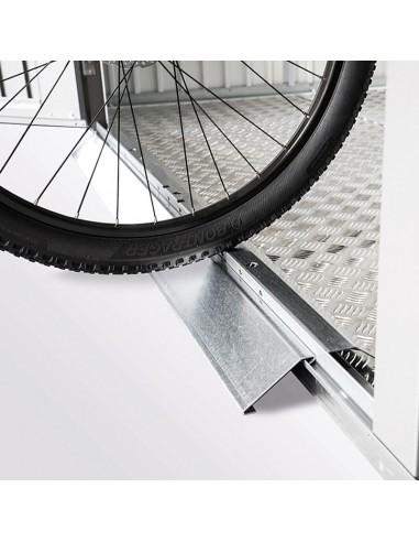 Rampa de acceso para casetas y cobertizos