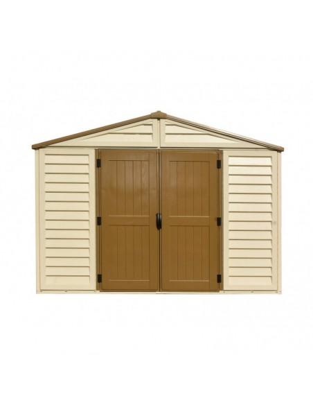Caseta de PVC Woodbridge 10x13