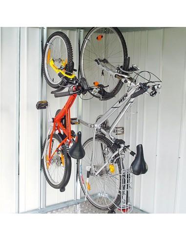 Soporte de pared para bicicletas