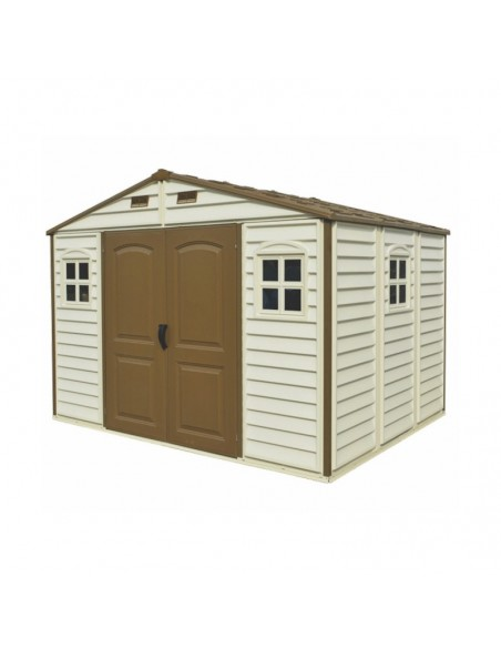 Caseta de PVC Woodside 10x8