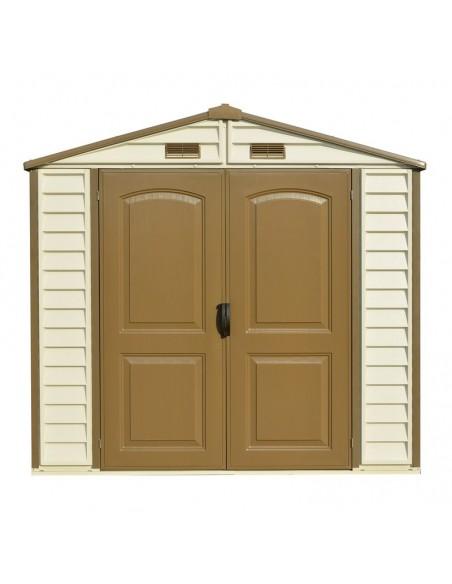 Caseta de PVC Storeall II 8x6