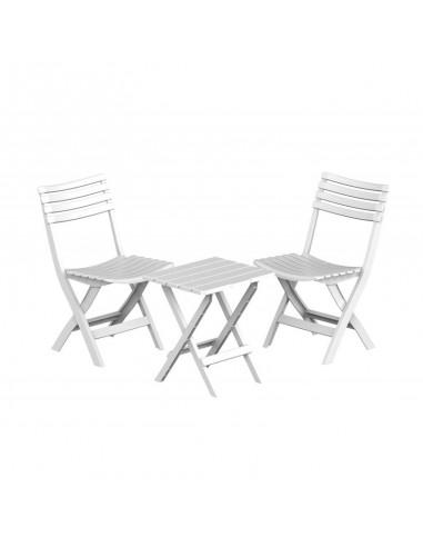 Conjunto mesita y sillas Mulhacén