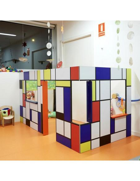 Casita infantil Stiljaus Indoor