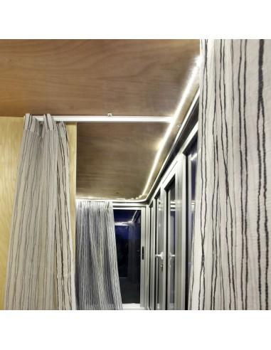 Guía de cortina para casitas Kyoto