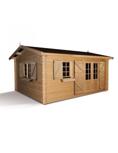 Caseta de madera Elista