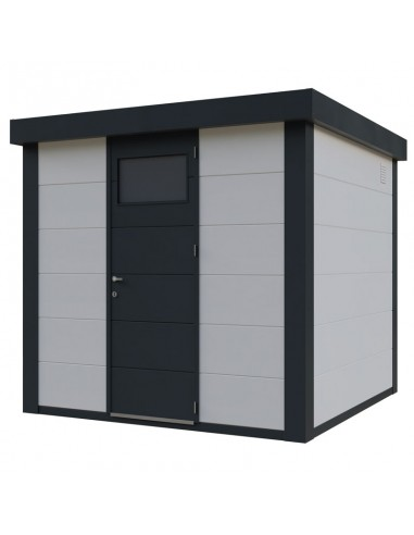 Casetas metálicas línea NH sin porche NH2