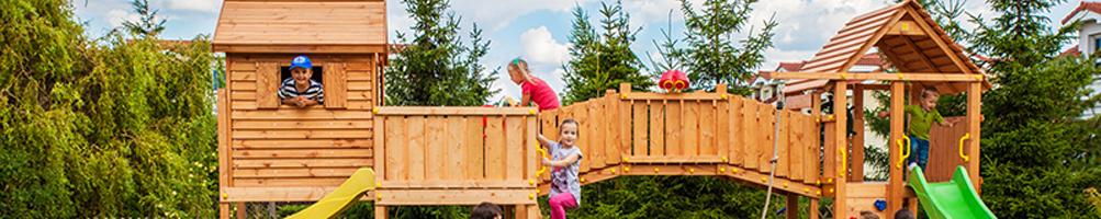 Casitas infantiles de jardín y parques de juego - Pepecasetas