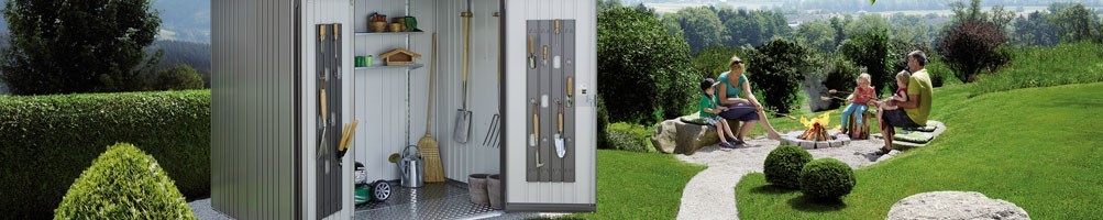 Accesorios para casetas de jardín - Equipa ya tu caseta - Pepecasetas